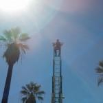 Fireman & ladder cam
