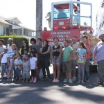 Group shot with Firetruck