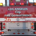 LACFD came to visit
